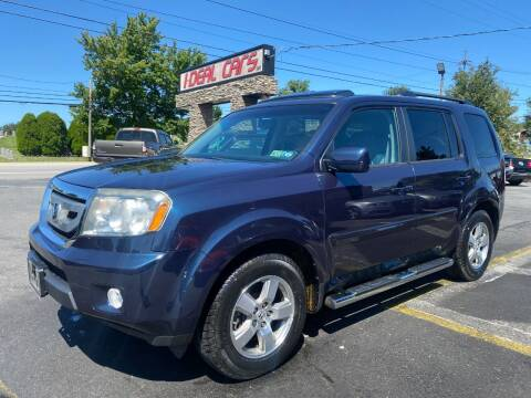 2010 Honda Pilot for sale at I-DEAL CARS in Camp Hill PA