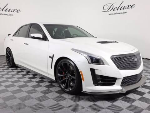 2017 Cadillac CTS-V for sale at DeluxeNJ.com in Linden NJ