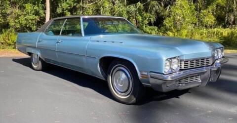 1972 Buick Electra for sale at Cobalt Cars in Atlanta GA