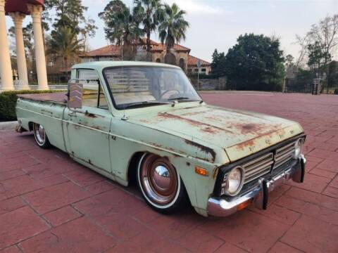 1972 Ford Courier for sale at Haggle Me Classics in Hobart IN