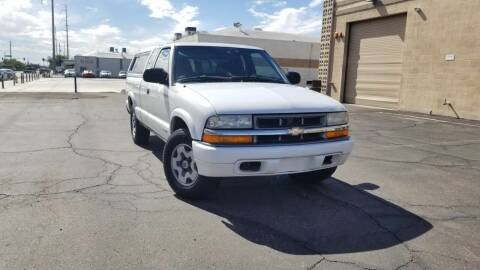 1999 Chevrolet S-10 for sale at EXPRESS AUTO GROUP in Phoenix AZ