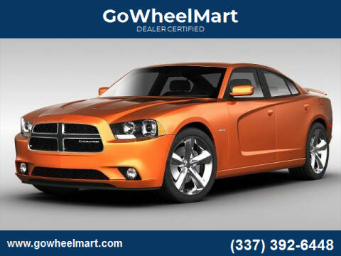 2013 Dodge Charger for sale at GoWheelMart in Leesville LA