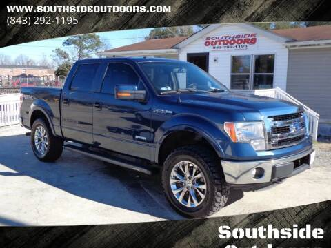 2013 Ford F-150 for sale at Southside Outdoors in Turbeville SC