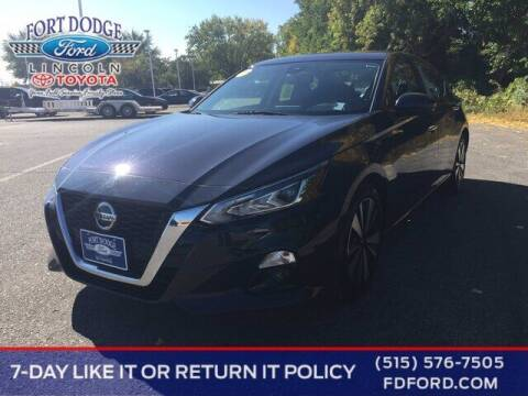 2020 Nissan Altima for sale at Fort Dodge Ford Lincoln Toyota in Fort Dodge IA