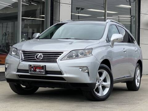 2015 Lexus RX 350 for sale at Carmel Motors in Indianapolis IN