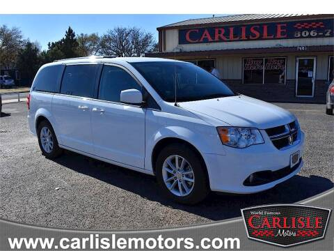 2019 Dodge Grand Caravan for sale at Carlisle Motors in Lubbock TX