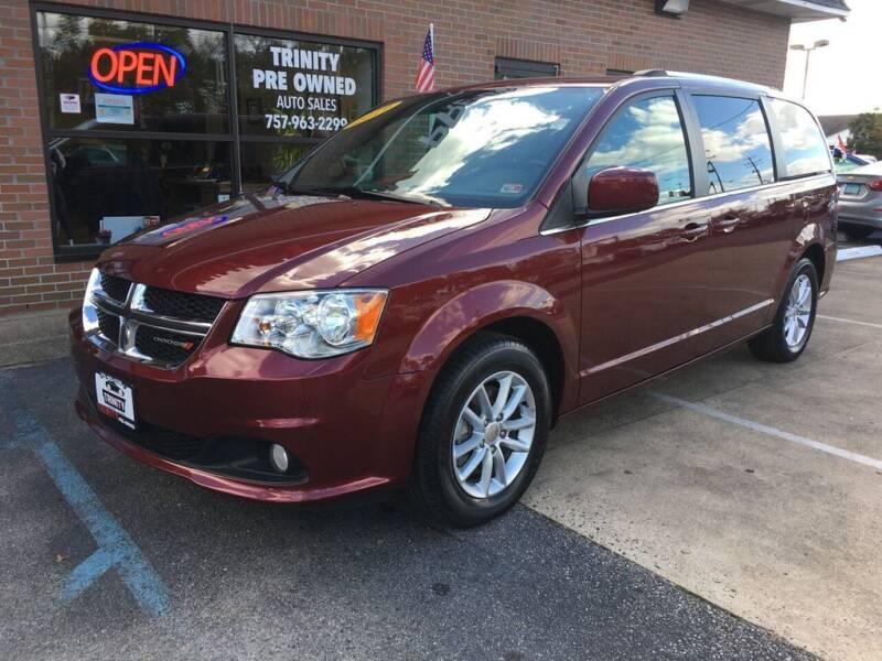 2019 Dodge Grand Caravan for sale at Bankruptcy Car Financing in Norfolk VA
