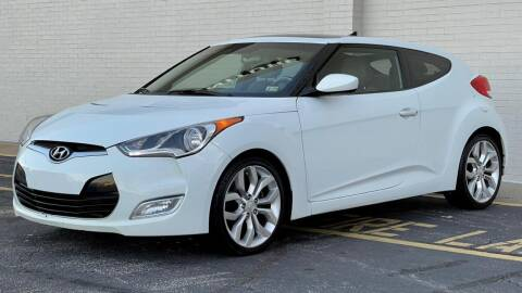 2012 Hyundai Veloster for sale at Carland Auto Sales INC. in Portsmouth VA