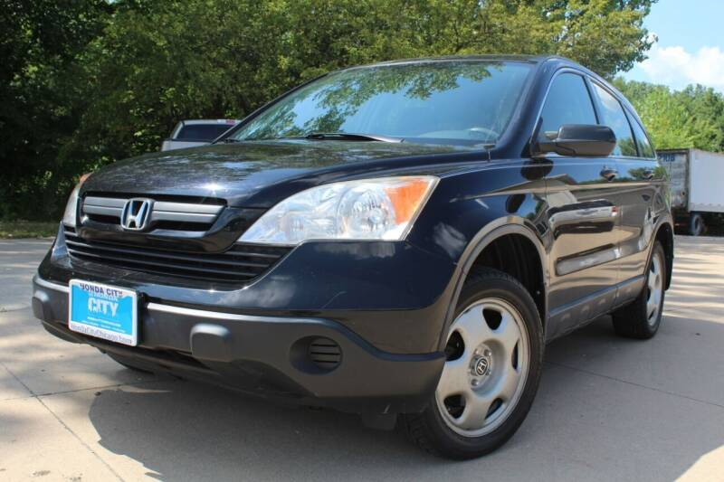 2008 Honda CR-V for sale at CHIPPERS LUXURY AUTO, INC in Shorewood IL
