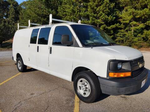 2007 Chevrolet Express Cargo for sale at WIGGLES AUTO SALES INC in Mableton GA