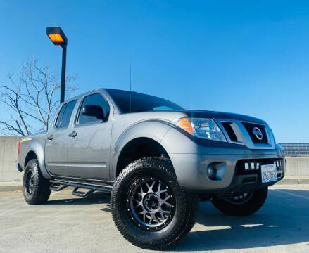 2017 Nissan Frontier for sale at Bay Cars R Us in San Jose CA