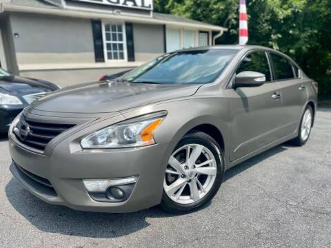 2015 Nissan Altima for sale at Regal Auto Sales in Marietta GA