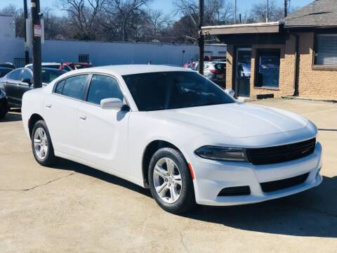 2020 Dodge Charger for sale at Safeen Motors in Garland TX