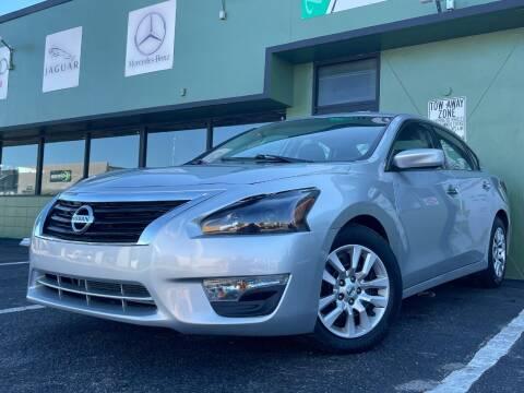 2015 Nissan Altima for sale at KARZILLA MOTORS in Oakland Park FL