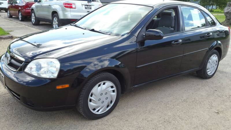 2006 Suzuki Forenza for sale at GBS Sales in Great Bend ND