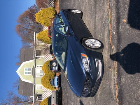 2015 Volvo S60 for sale at Tony Luis Auto Sales & SVC in Cumberland RI