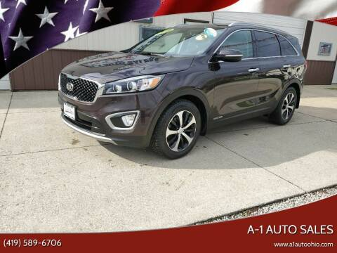 2018 Kia Sorento for sale at A-1 AUTO SALES in Mansfield OH
