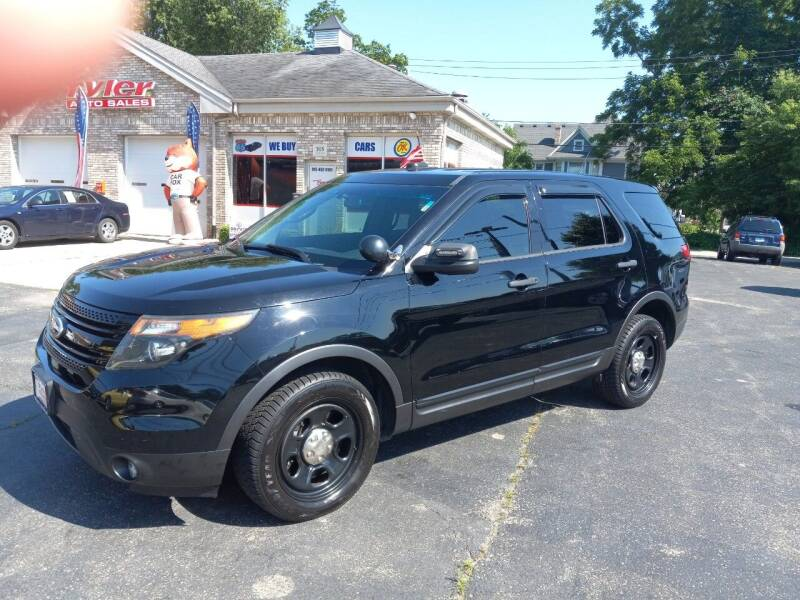 2014 Ford Explorer for sale at Scotts Tyler Auto Sales in Wilmington IL