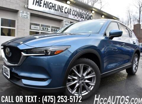 2020 Mazda CX-5 for sale at The Highline Car Connection in Waterbury CT