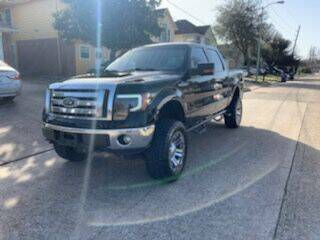 2009 Ford F-150 for sale at Demetry Automotive in Houston TX