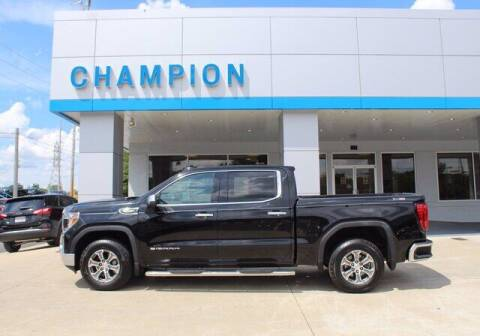 2019 GMC Sierra 1500 for sale at Champion Chevrolet in Athens AL