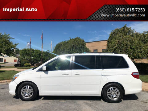 2007 Honda Odyssey for sale at Imperial Auto of Marshall in Marshall MO