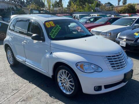 2008 Chrysler PT Cruiser for sale at North County Auto in Oceanside CA