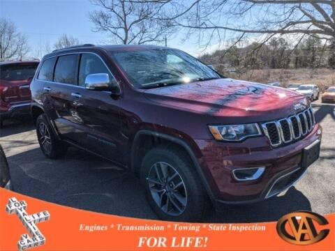 2018 Jeep Grand Cherokee for sale at VA Cars Inc in Richmond VA