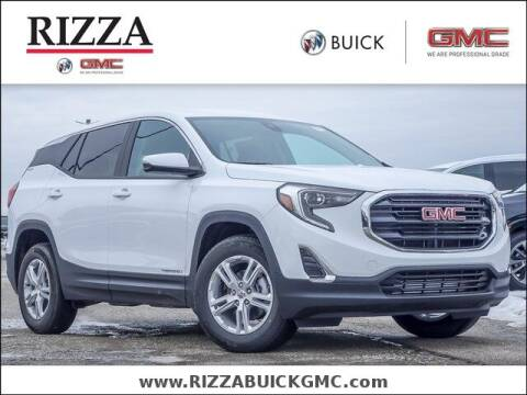 2021 GMC Terrain for sale at Rizza Buick GMC Cadillac in Tinley Park IL