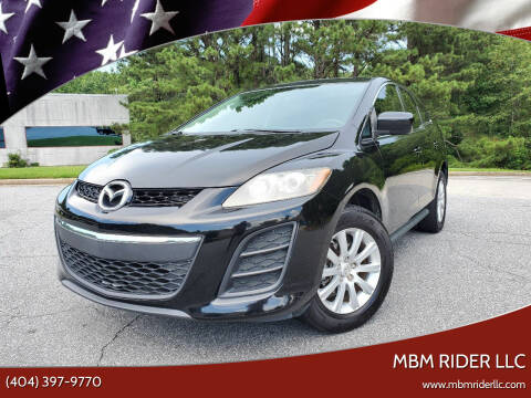 2011 Mazda CX-7 for sale at MBM Rider LLC in Alpharetta GA