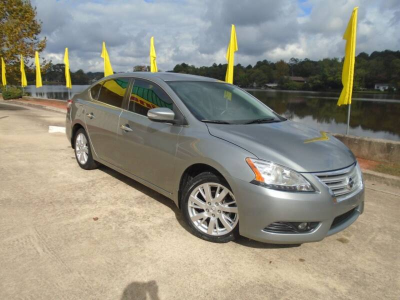 2013 Nissan Sentra for sale at Lake Carroll Auto Sales in Carrollton GA