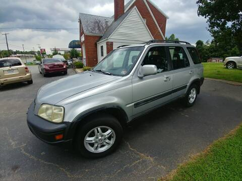 2001 Honda CR-V for sale at Regional Auto Sales in Madison Heights VA