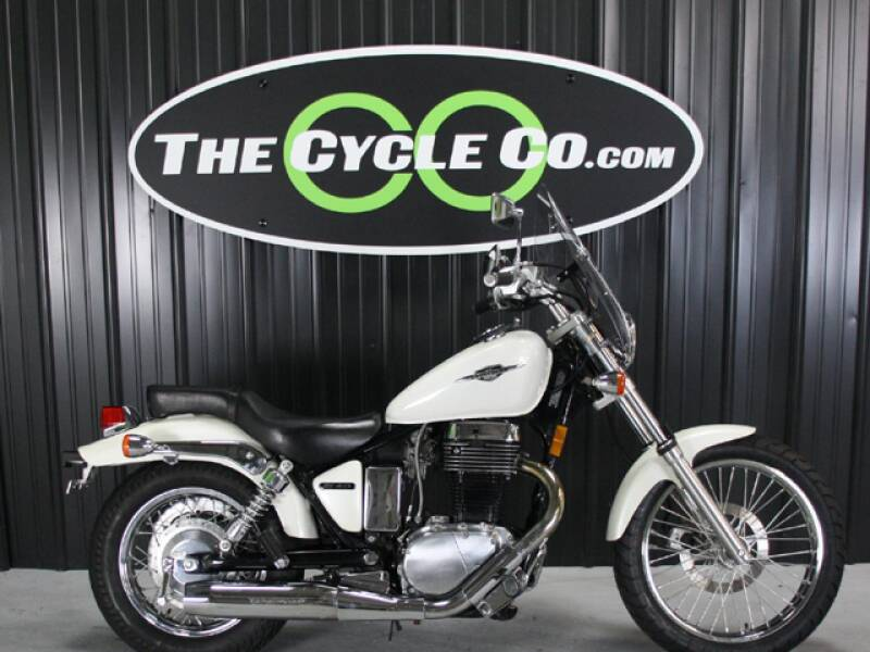 2007 Suzuki Boulevard  for sale at THE CYCLE CO in Columbus OH