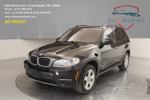 2013 BMW X5 for sale at Elvis Auto Sales LLC in Grand Rapids MI