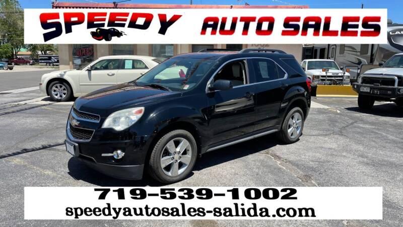 2012 Chevrolet Equinox for sale at SPEEDY AUTO SALES Inc in Salida CO