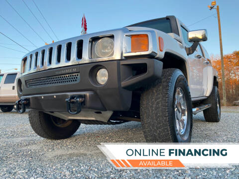 2007 HUMMER H3 for sale at Prime One Inc in Walkertown NC
