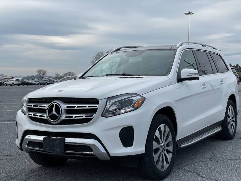 2018 Mercedes-Benz GLS for sale at SILVER ARROW AUTO SALES CORPORATION in Newark NJ