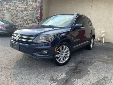 2014 Volkswagen Tiguan for sale at Keystone Auto Center LLC in Allentown PA