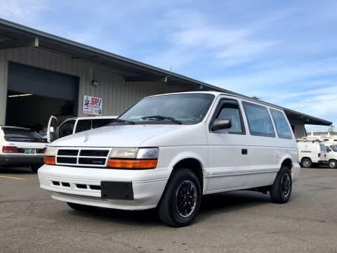 1994 Dodge Caravan for sale at DASH AUTO SALES LLC in Salem OR