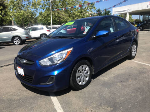 2015 Hyundai Accent for sale at Autos Wholesale in Hayward CA
