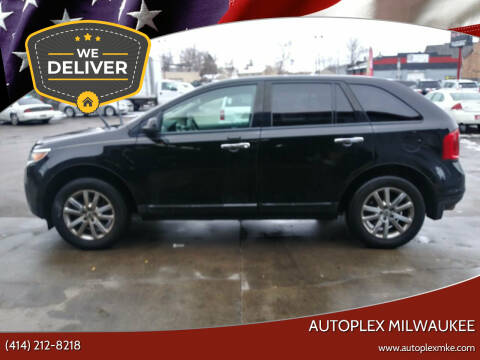2011 Ford Edge for sale at Autoplex Milwaukee in Milwaukee WI