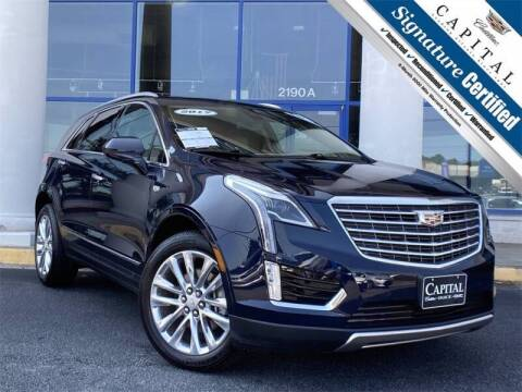 2017 Cadillac XT5 for sale at Southern Auto Solutions - Georgia Car Finder - Southern Auto Solutions - Capital Cadillac in Marietta GA