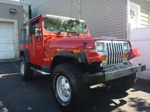 1994 Jeep Wrangler for sale at Pinto Automotive Group in Trenton NJ