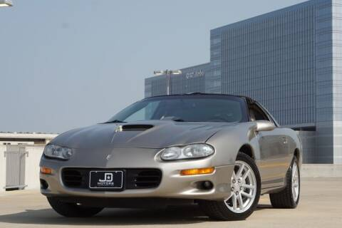 2000 Chevrolet Camaro for sale at JD MOTORS in Austin TX