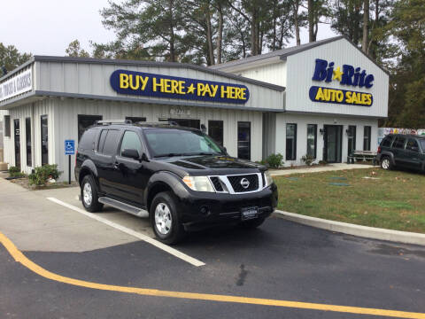 2011 Nissan Pathfinder for sale at Bi Rite Auto Sales in Seaford DE