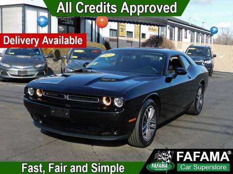 2019 Dodge Challenger for sale at FAFAMA AUTO SALES Inc in Milford MA