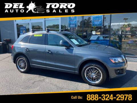 2009 Audi Q5 for sale at DEL TORO AUTO SALES in Auburn WA