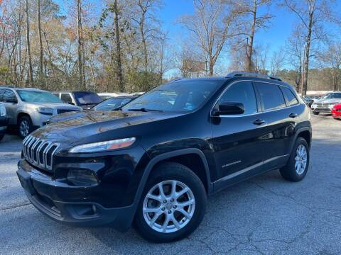 2015 Jeep Cherokee for sale at Car Online in Roswell GA