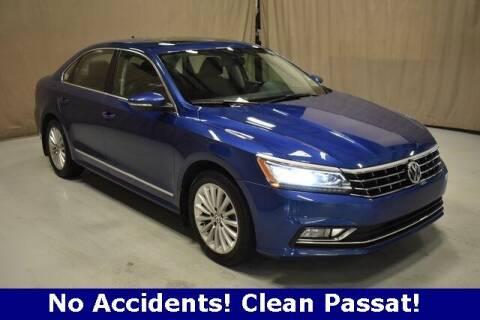 2016 Volkswagen Passat for sale at Vorderman Imports in Fort Wayne IN
