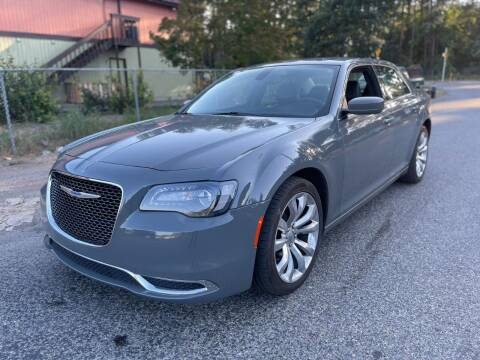 2018 Chrysler 300 for sale at ALHAMADANI AUTO SALES in Spanaway WA